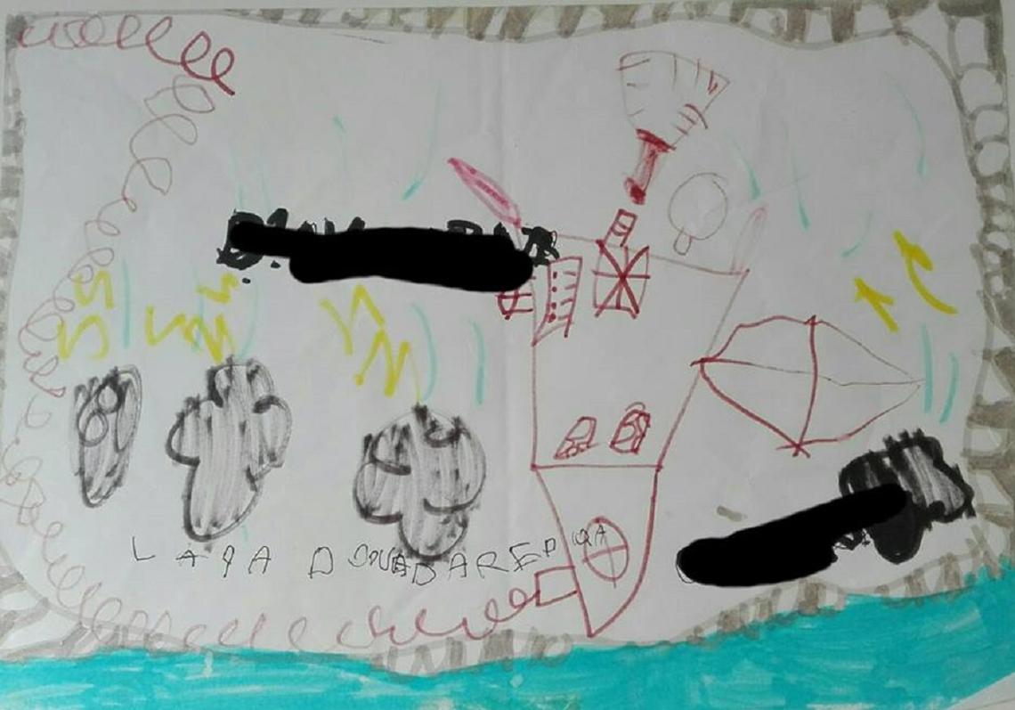 Disegno Di Un Bambino : Disegno di un bambino u kaufen sie dieses foto und finden sie
